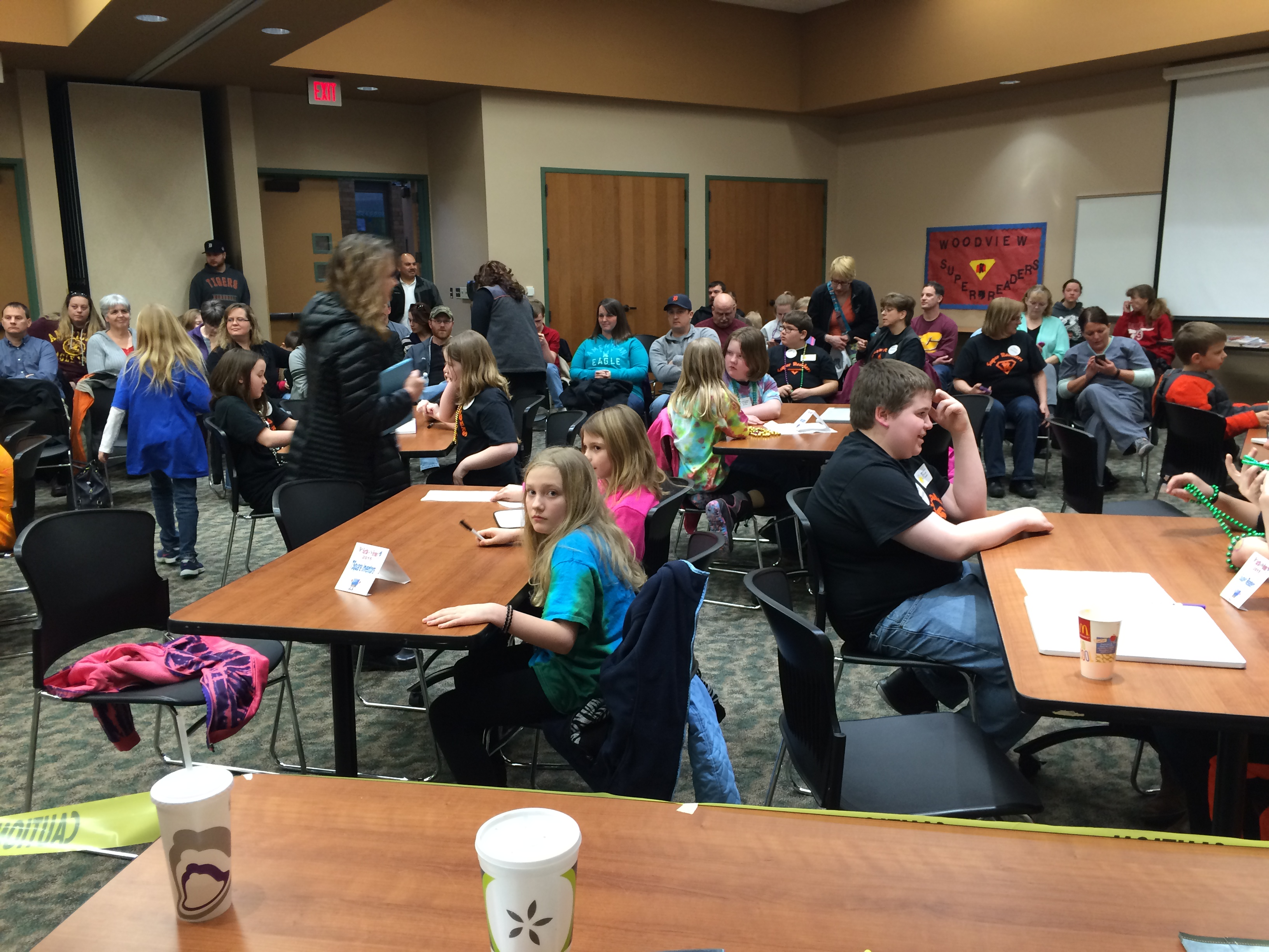 Battle of the Books 2015!
