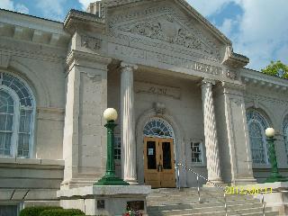 Alvah N. Belding Memorial Library