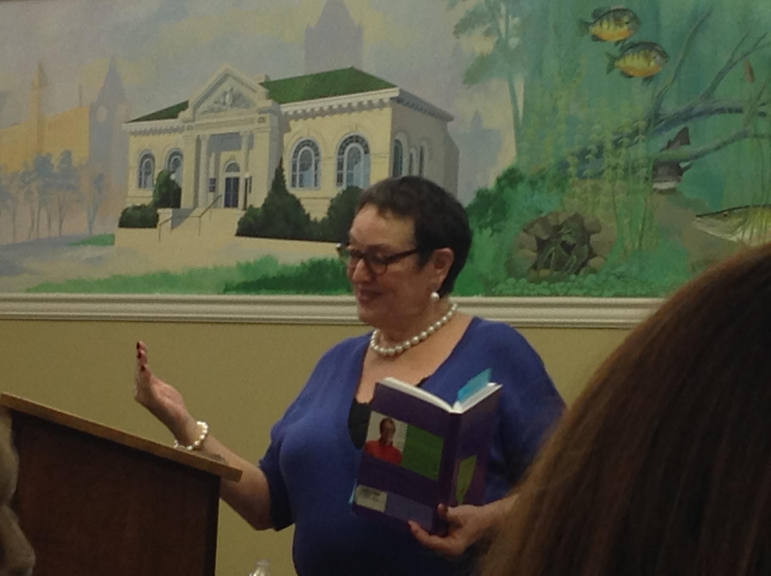 Booked with Friends Speaker Series: Maureen Burns!