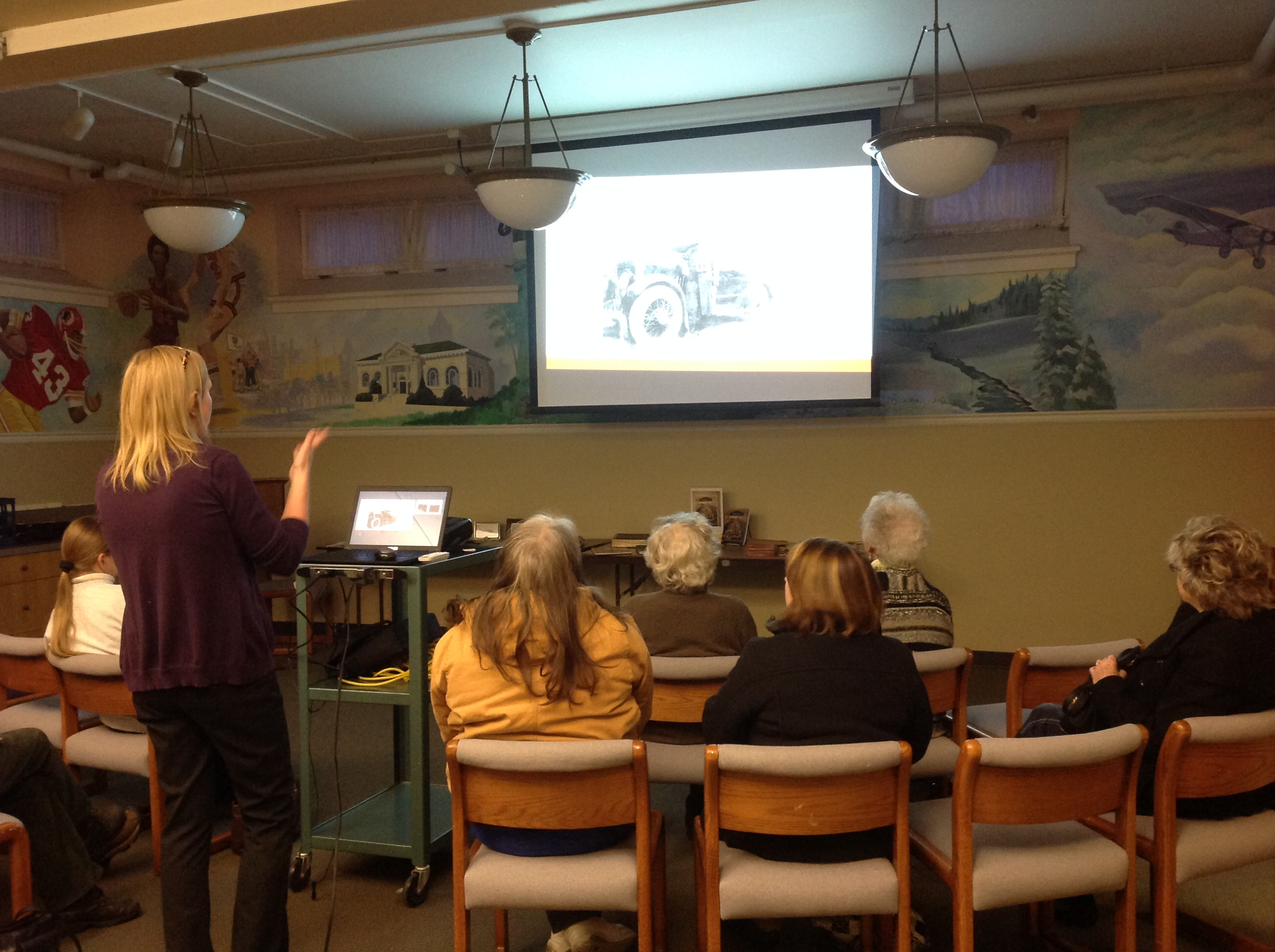 Images of America: Belding with author, Cindy M. Hughes
