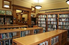 east reading room